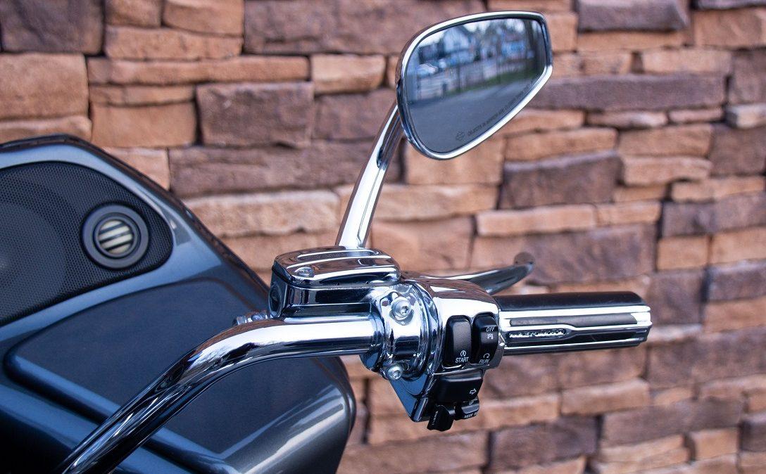 2011 Harley-Davidson FLTRUSE Road Glide Ultra CVO 110 RM