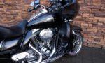 2011 Harley-Davidson FLTRUSE Road Glide Ultra CVO 110 RZ