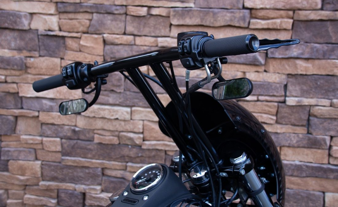 2013 Harley-Davidson FXDB Dyna Street Bob Clubstyle HB