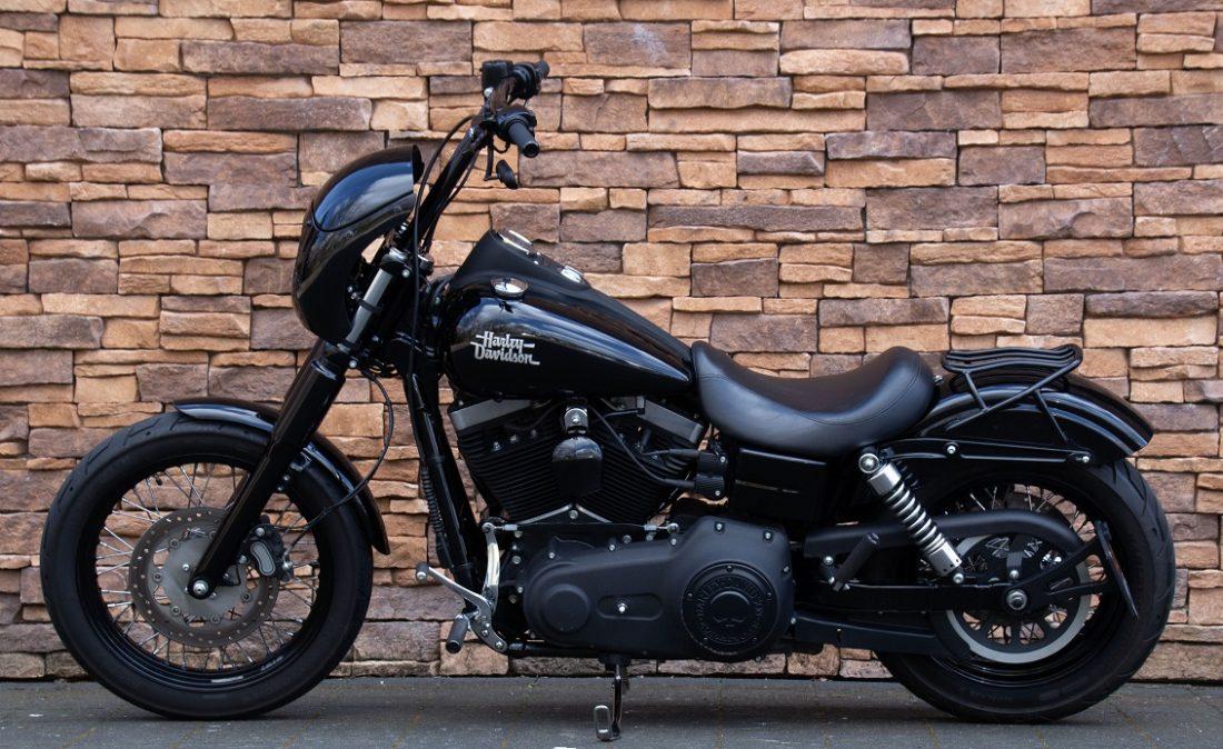 2013 Harley-Davidson FXDB Dyna Street Bob Clubstyle L