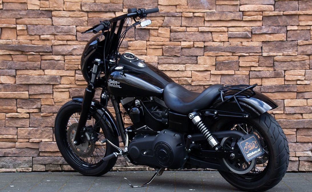 2013 Harley-Davidson FXDB Dyna Street Bob Clubstyle LA