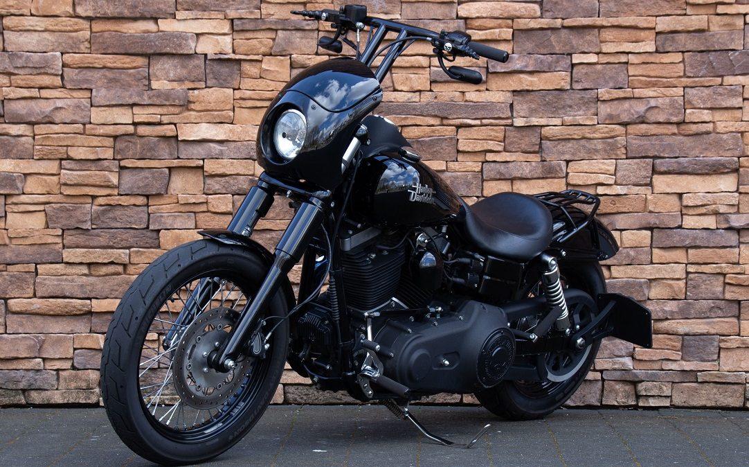 2013 Harley-Davidson FXDB Dyna Street Bob Clubstyle LV