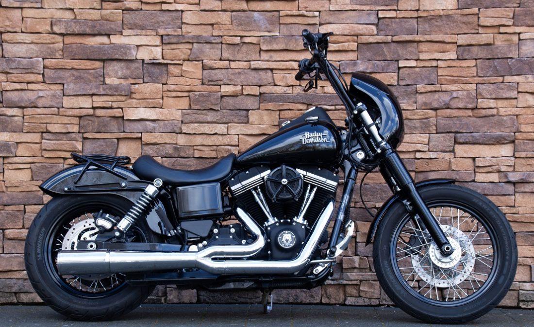 2013 Harley-Davidson FXDB Dyna Street Bob Clubstyle R