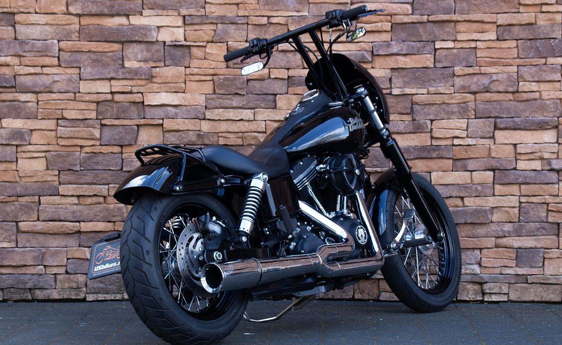 2013 Harley-Davidson FXDB Dyna Street Bob Clubstyle RA