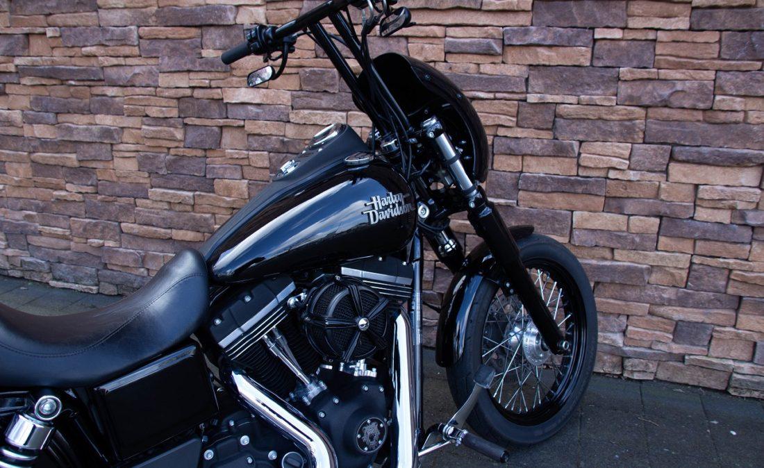 2013 Harley-Davidson FXDB Dyna Street Bob Clubstyle RT