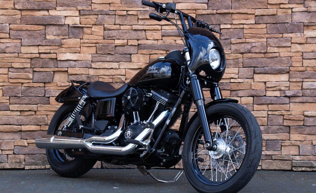 2013 Harley-Davidson FXDB Dyna Street Bob Clubstyle RV