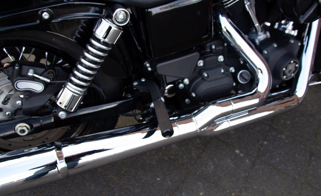2013 Harley-Davidson FXDB Dyna Street Bob Clubstyle RZ
