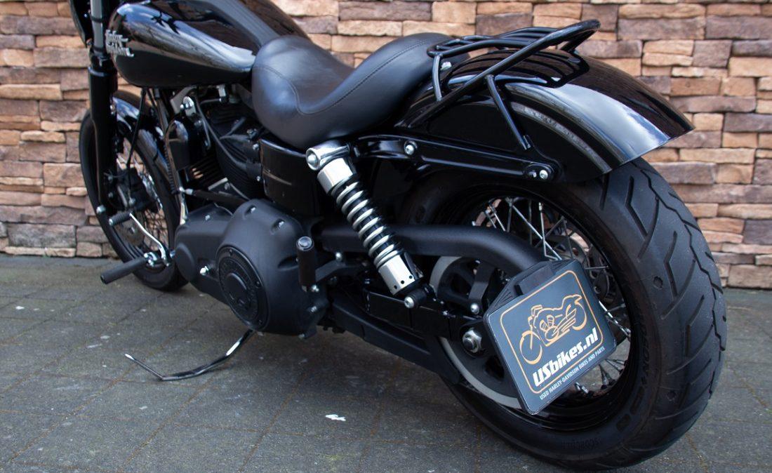 2013 Harley-Davidson FXDB Dyna Street Bob Clubstyle SM