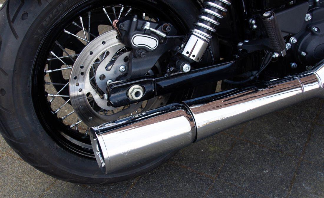 2013 Harley-Davidson FXDB Dyna Street Bob Clubstyle VH