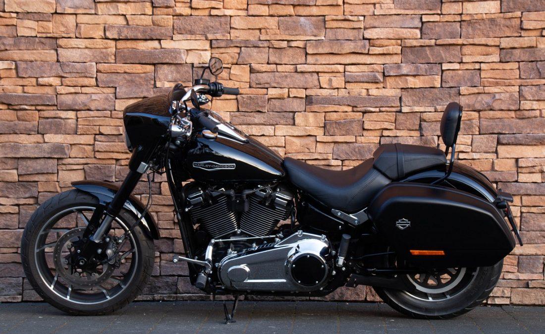 2018 Harley-Davidson FLSB Sport Glide 107 Softail L