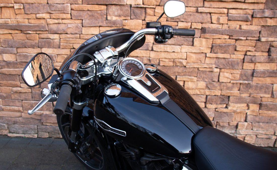 2018 Harley-Davidson FLSB Sport Glide 107 Softail LD