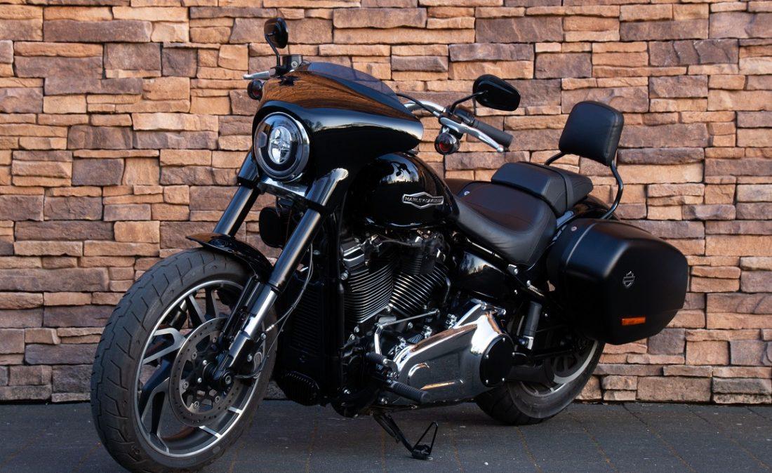 2018 Harley-Davidson FLSB Sport Glide 107 Softail LV