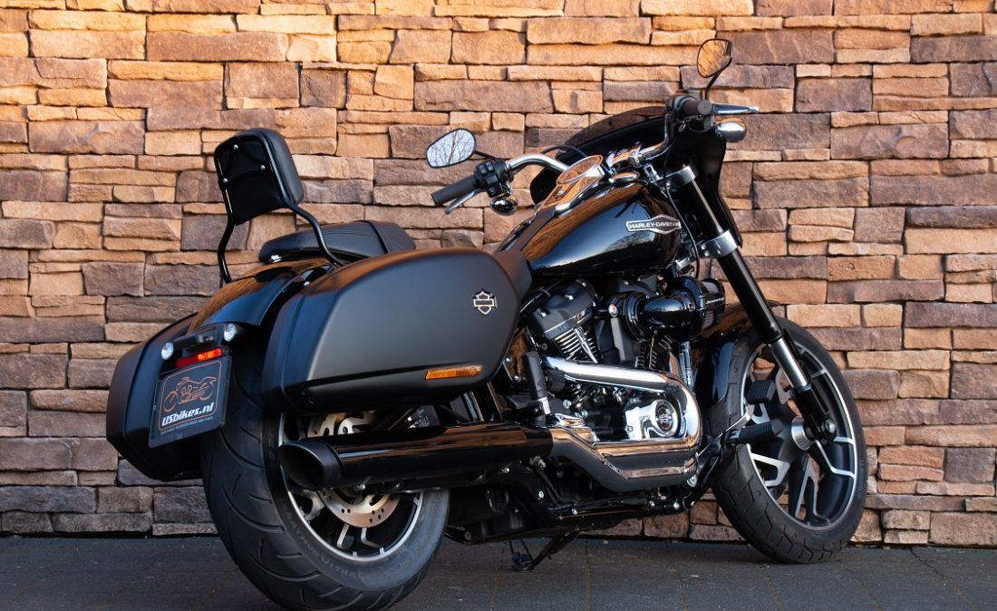 2018 Harley-Davidson FLSB Sport Glide 107 Softail RA