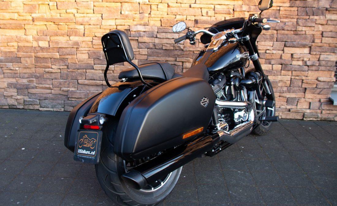 2018 Harley-Davidson FLSB Sport Glide 107 Softail RAA