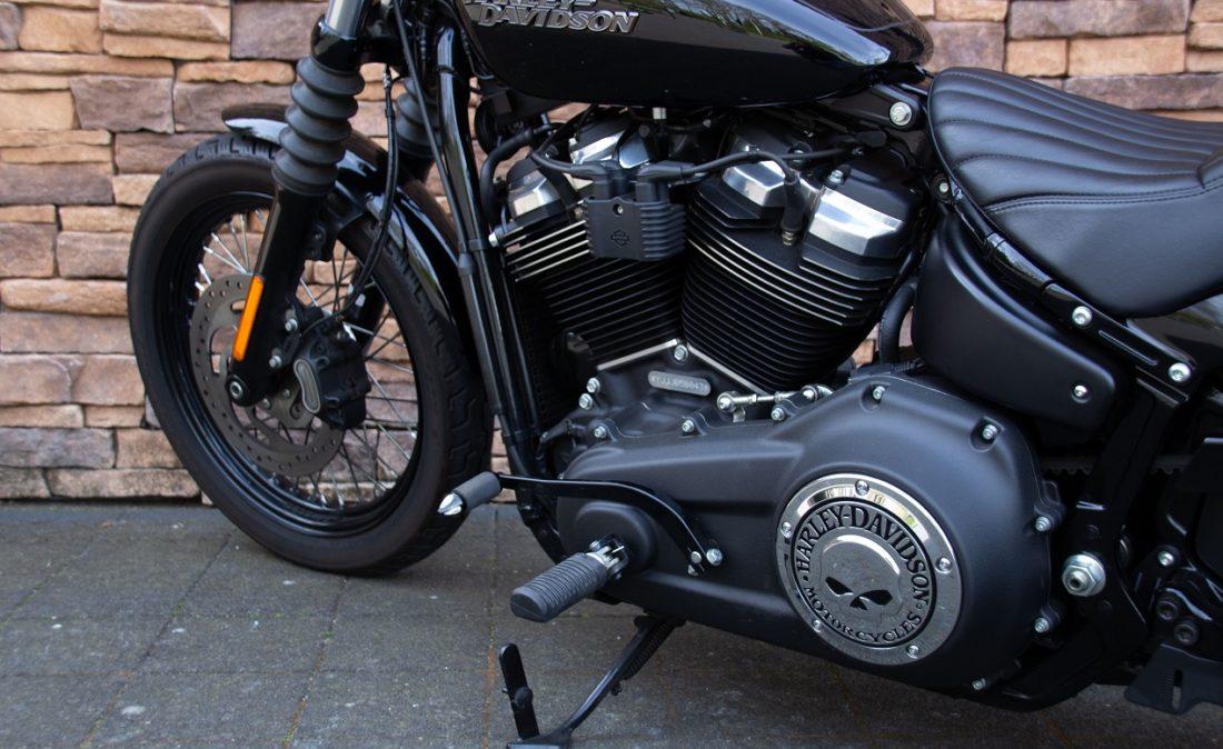 2018 Harley-Davidson FXBB Street Bob Softail 107 M8 LZ