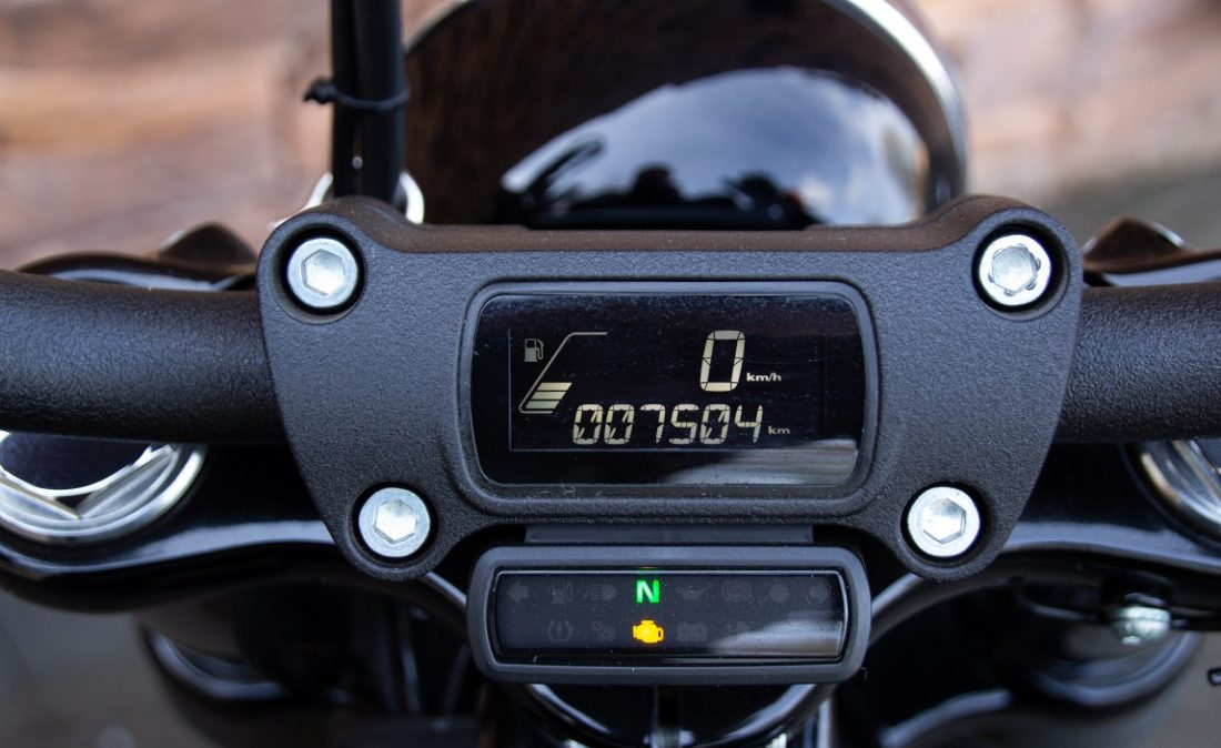 2018 Harley-Davidson FXBB Street Bob Softail 107 M8 T