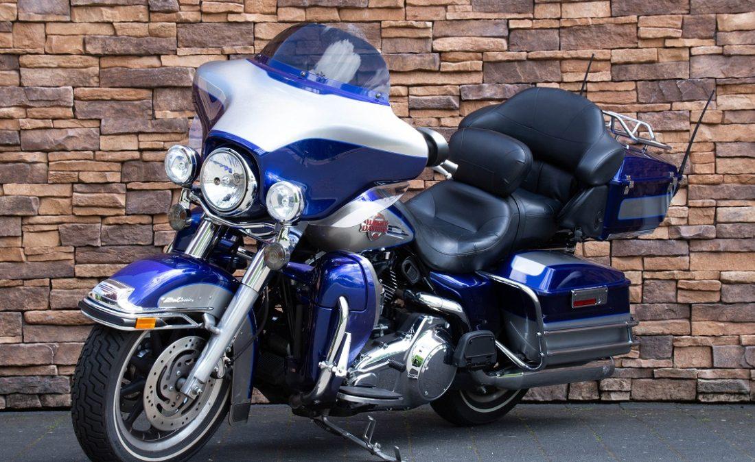 2007 Harley-Davidson FLHTCU Ultra Classic Electra Glide LV