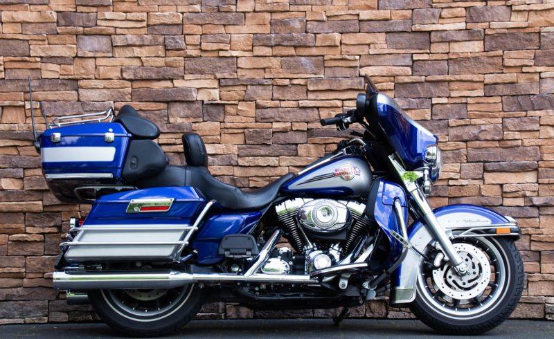 2007 Harley-Davidson FLHTCU Ultra Classic Electra Glide 96