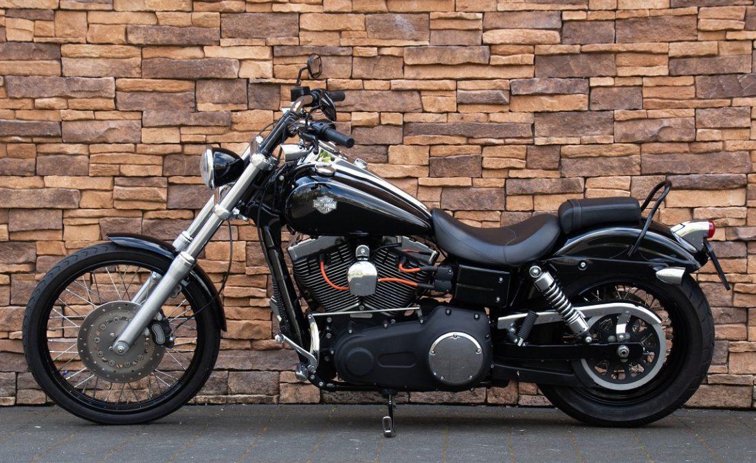 2010 Harley-Davidson FXDWG Dyna Wide Glide L