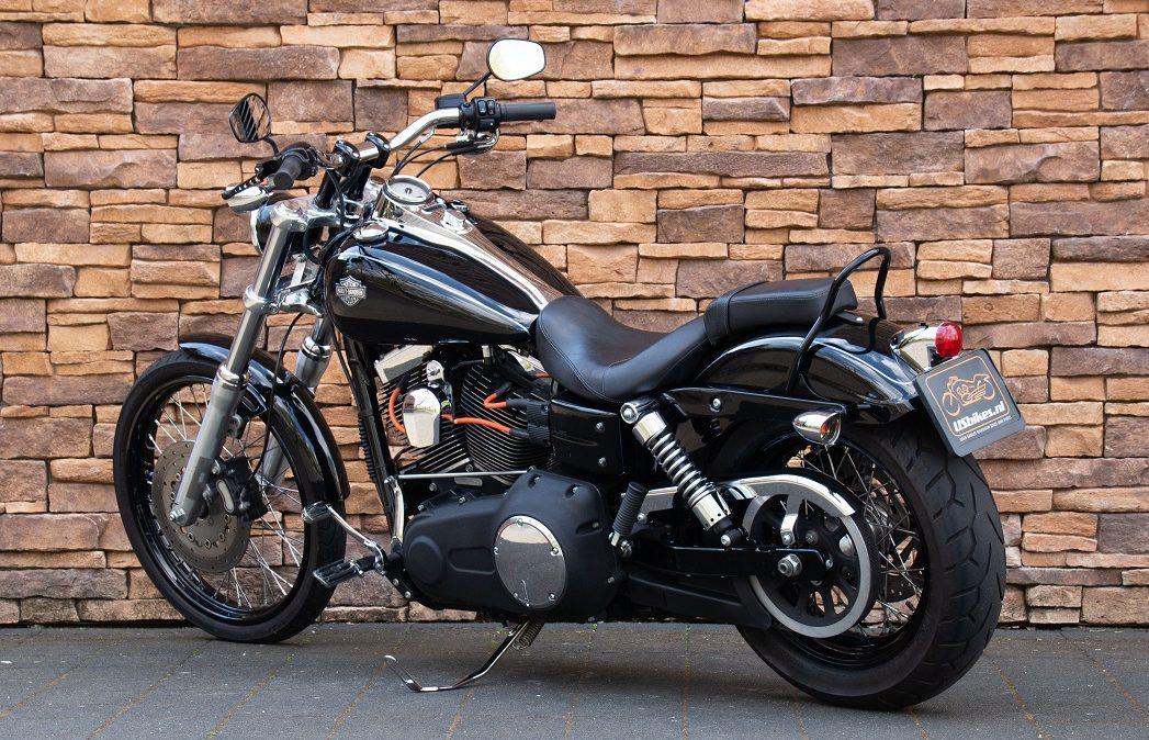 2010 Harley-Davidson FXDWG Dyna Wide Glide LA