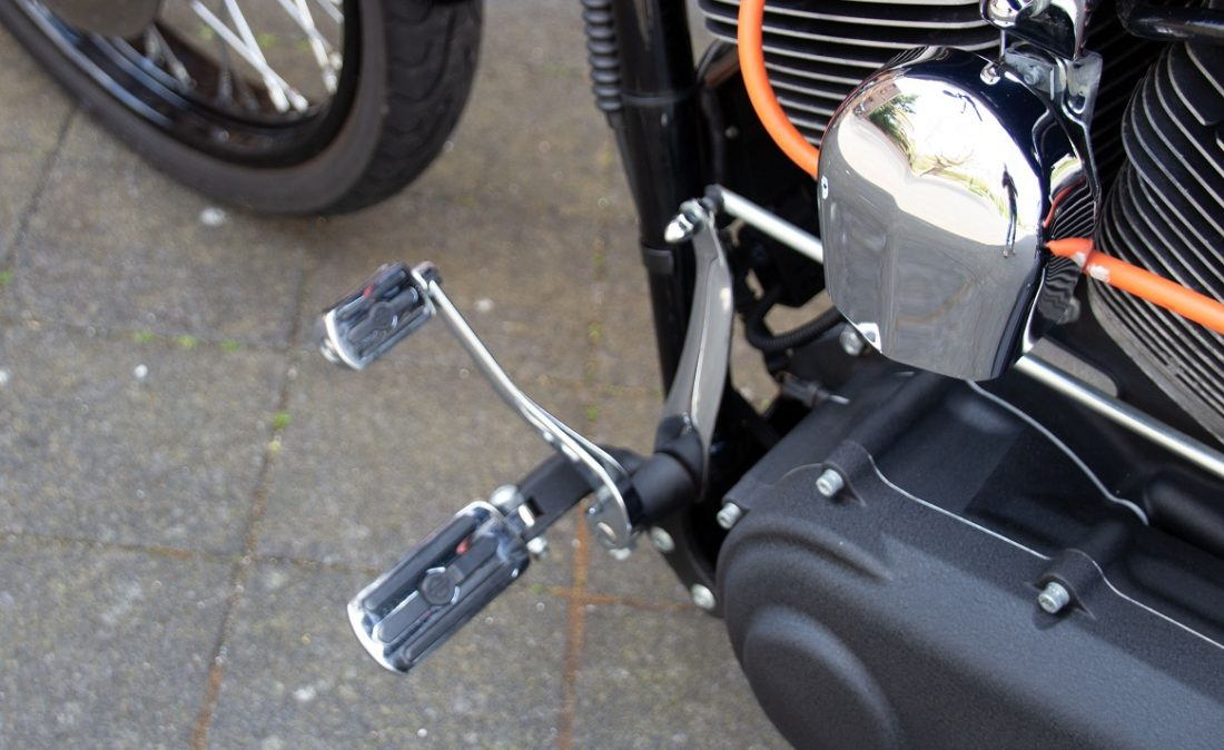 2010 Harley-Davidson FXDWG Dyna Wide Glide LFP