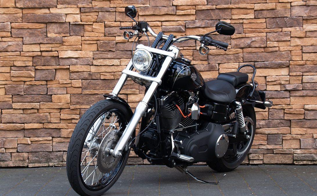 2010 Harley-Davidson FXDWG Dyna Wide Glide LV