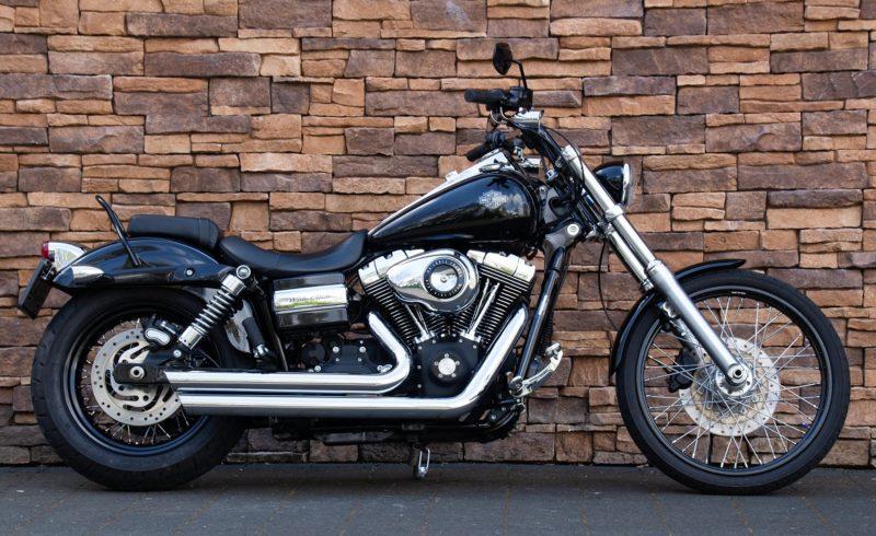 2010 Harley-Davidson FXDWG Dyna Wide Glide