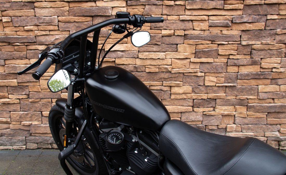 2010 Harley-Davidson XL883N Iron Sportster 883 LD