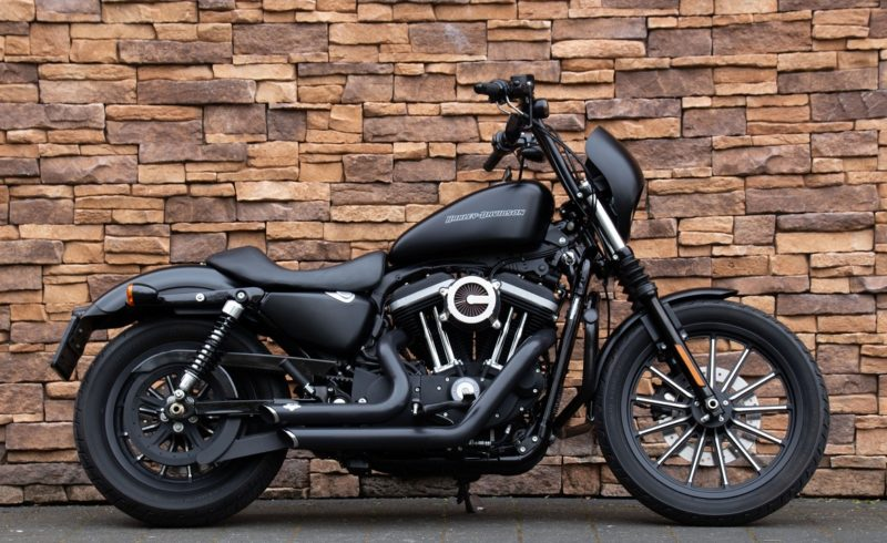 2010 Harley-Davidson XL883N Iron Sportster 883 clubstyle
