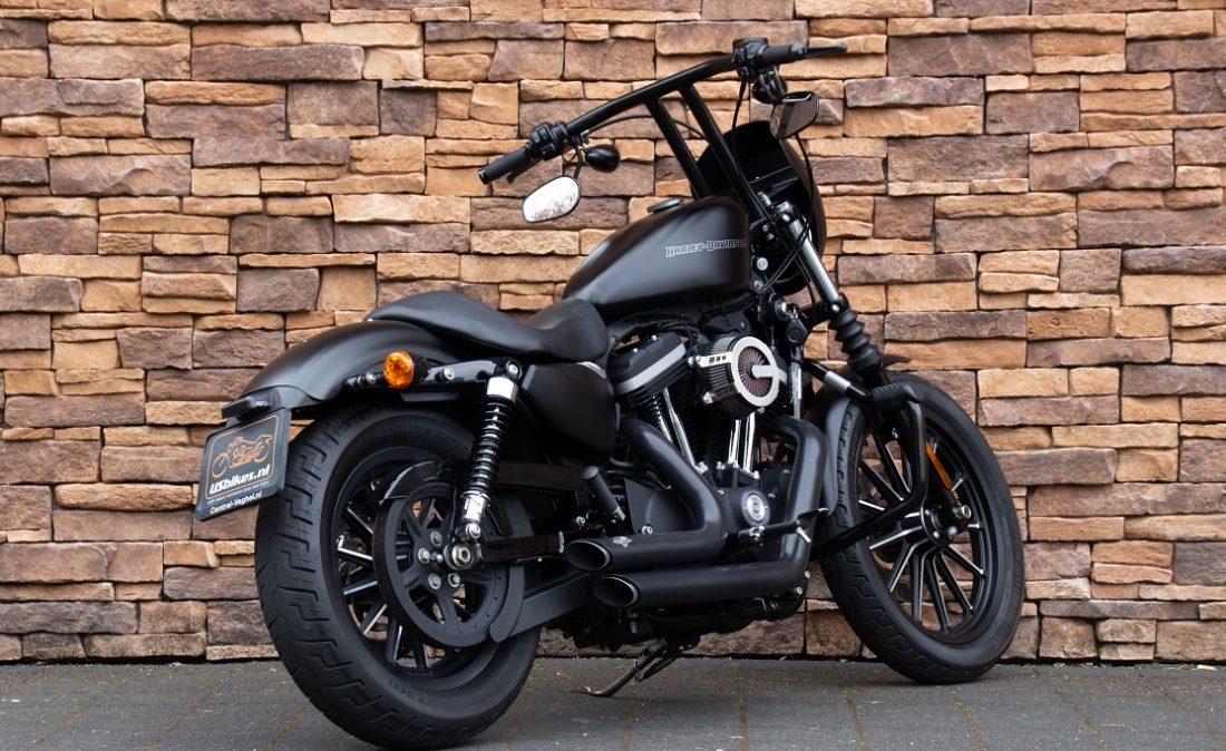 2010 Harley-Davidson XL883N Iron Sportster 883 RA