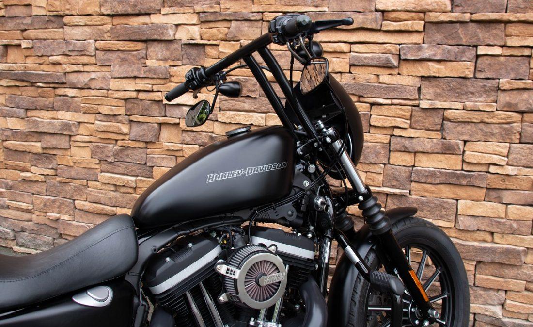 2010 Harley-Davidson XL883N Iron Sportster 883 RT