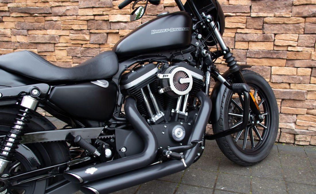 2010 Harley-Davidson XL883N Iron Sportster 883 RZ