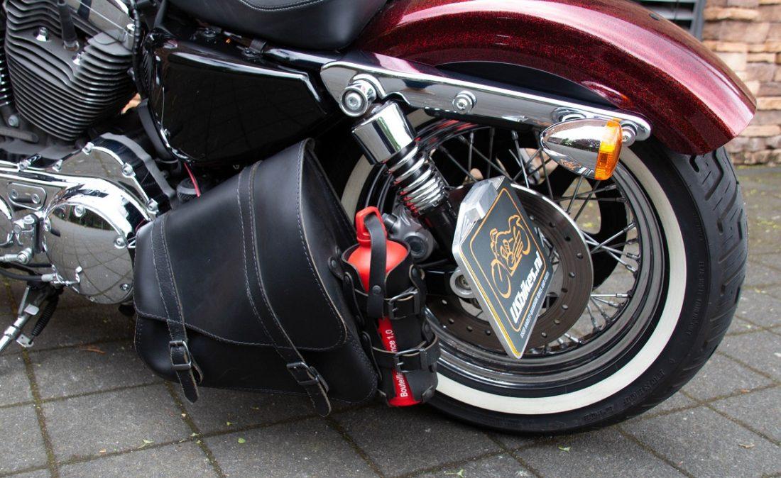 2013 Harley-Davidson XL1200V Seventy Two Sportster 1200 LBZ