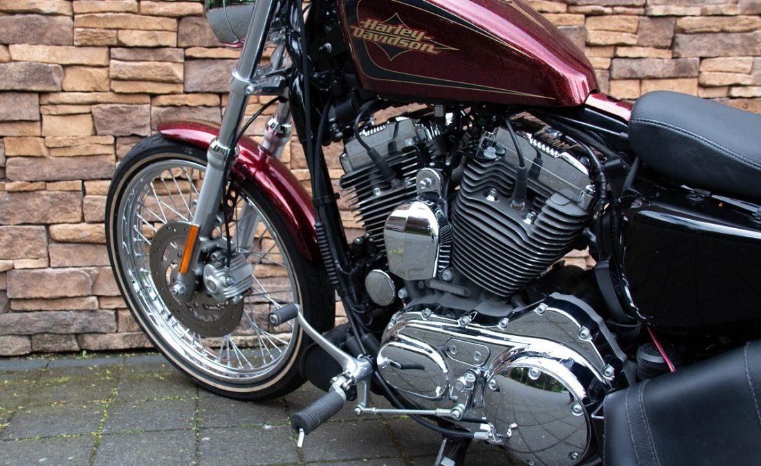 2013 Harley-Davidson XL1200V Seventy Two Sportster 1200 LEZ