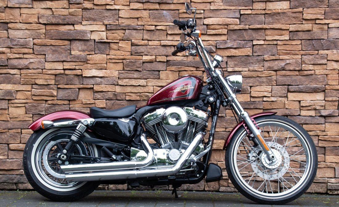 2013 Harley-Davidson XL1200V Seventy Two Sportster 1200 R