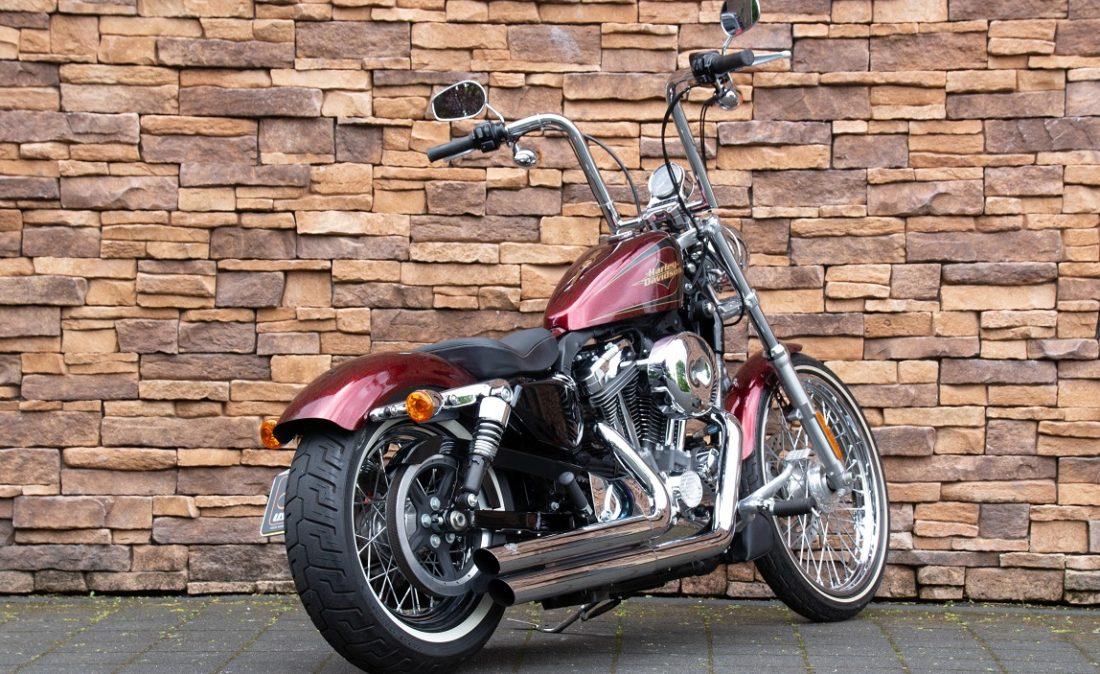 2013 Harley-Davidson XL1200V Seventy Two Sportster 1200 RA