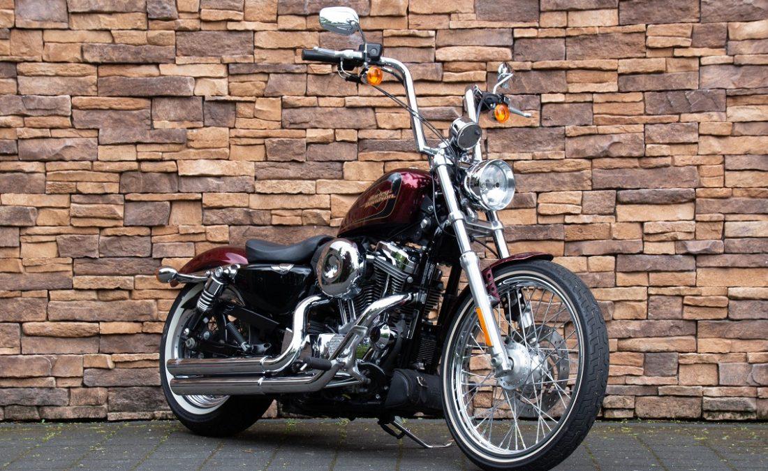 2013 Harley-Davidson XL1200V Seventy Two Sportster 1200 RV
