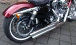2013 Harley-Davidson XL1200V Seventy Two Sportster 1200 VH