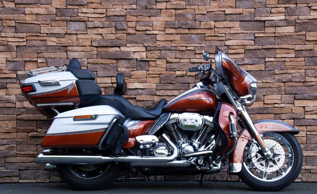 2014 Harley-Davidson FLHTKSE CVO Ultra Limited 110 R