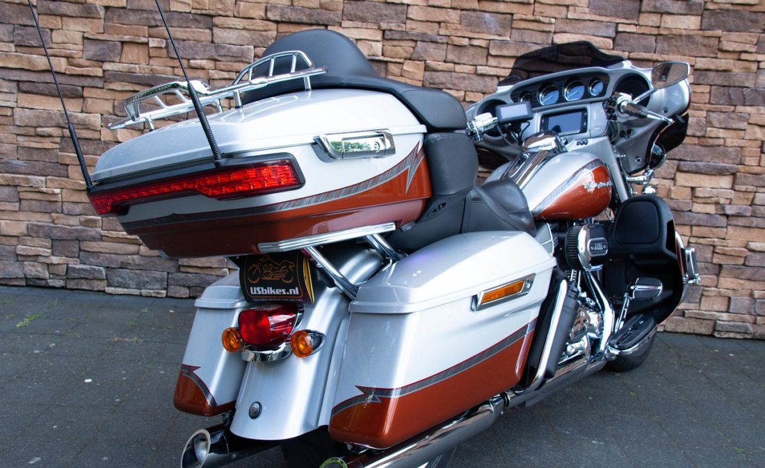 2014 Harley-Davidson FLHTKSE CVO Ultra Limited 110 RAA