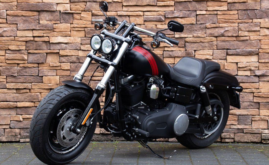 2014 Harley-Davidson FXDF Fat Bob 103 LV