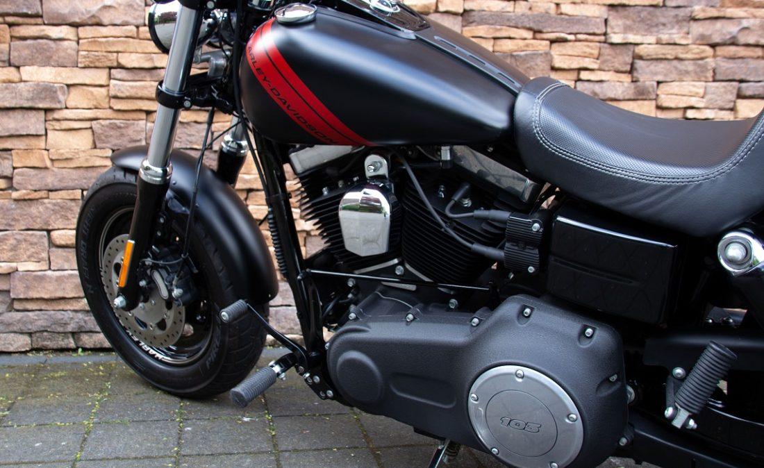 2014 Harley-Davidson FXDF Fat Bob 103 LZ