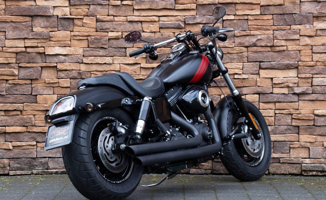 2014 Harley-Davidson FXDF Fat Bob 103 RA