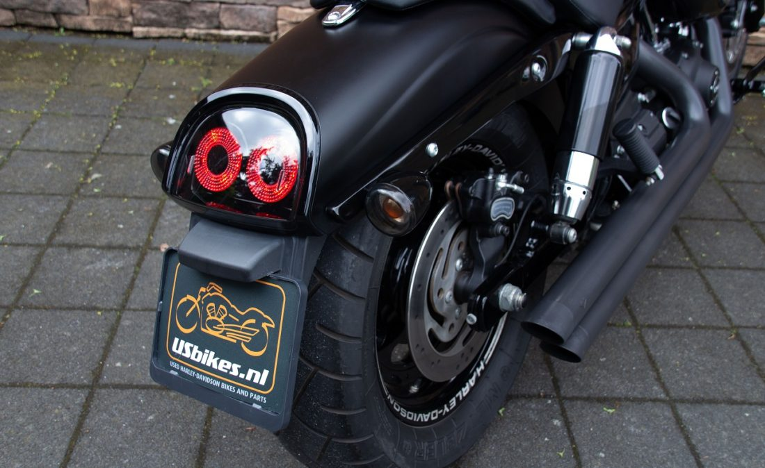 2014 Harley-Davidson FXDF Fat Bob 103 RTL