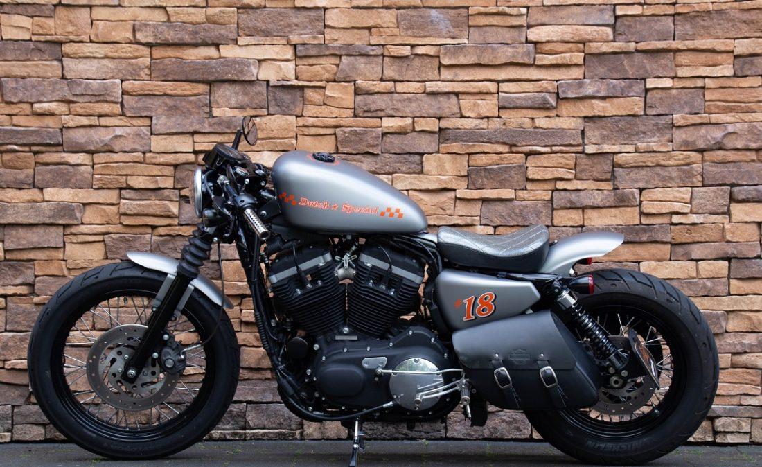 2014 Harley-Davidson Iron 883 Sportster Cafe Racer L