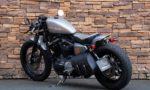 2014 Harley-Davidson Iron 883 Sportster Cafe Racer LA