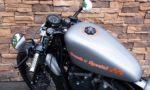 2014 Harley-Davidson Iron 883 Sportster Cafe Racer LD