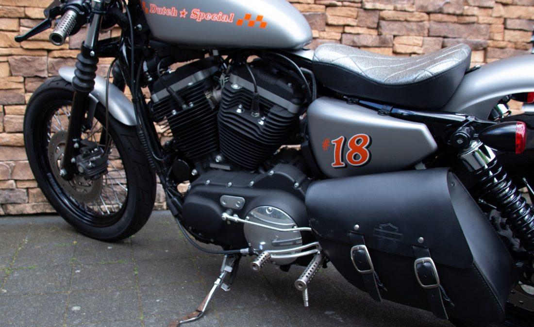 2014 Harley-Davidson Iron 883 Sportster Cafe Racer LZ