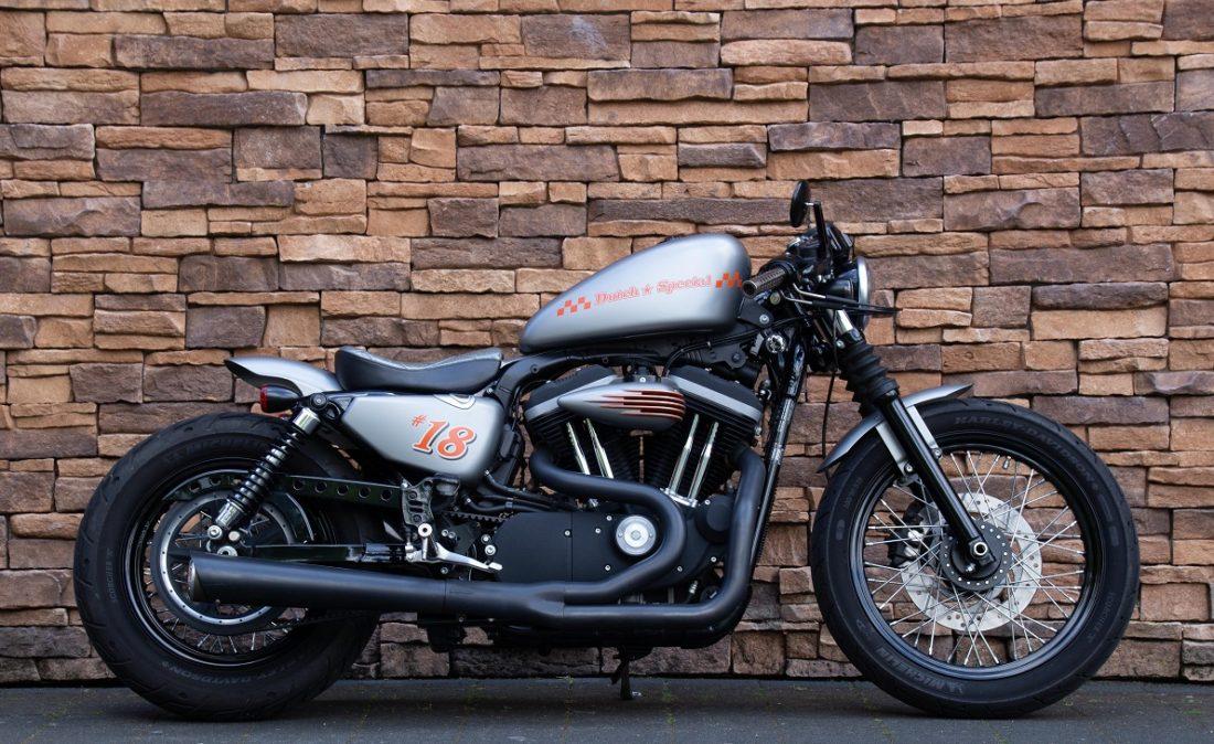 2014 Harley-Davidson Iron 883 Sportster Cafe Racer R
