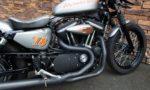 2014 Harley-Davidson Iron 883 Sportster Cafe Racer RE